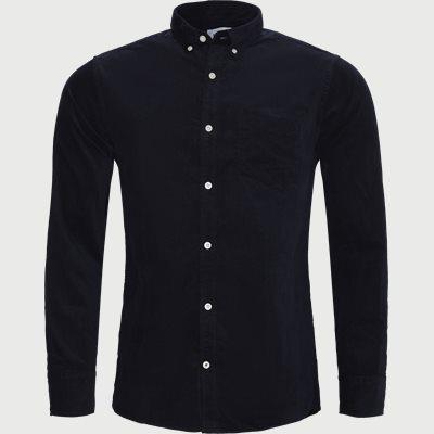 Levon BD Skjorte Regular | Levon BD Skjorte | Blå