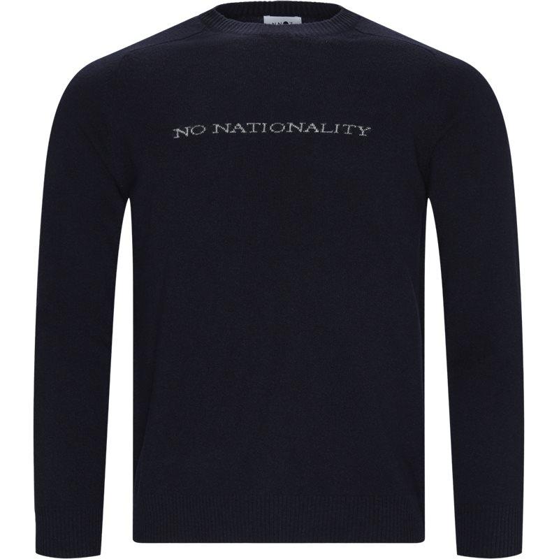 Image of   Nn07 - Edward Logo Knit