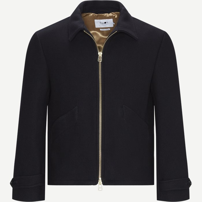 Jeremy 8171 Jacket - Jakker - Regular - Blå