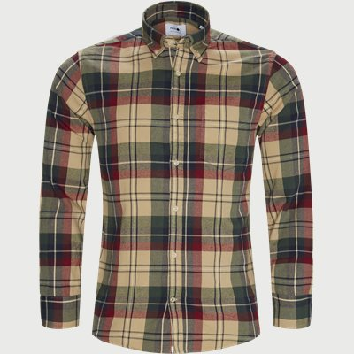 Levon BD Shirt Regular | Levon BD Shirt | Sand