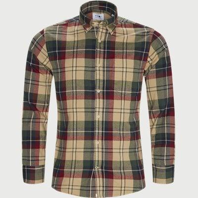 Levon BD Shirt Regular | Levon BD Shirt | Sand