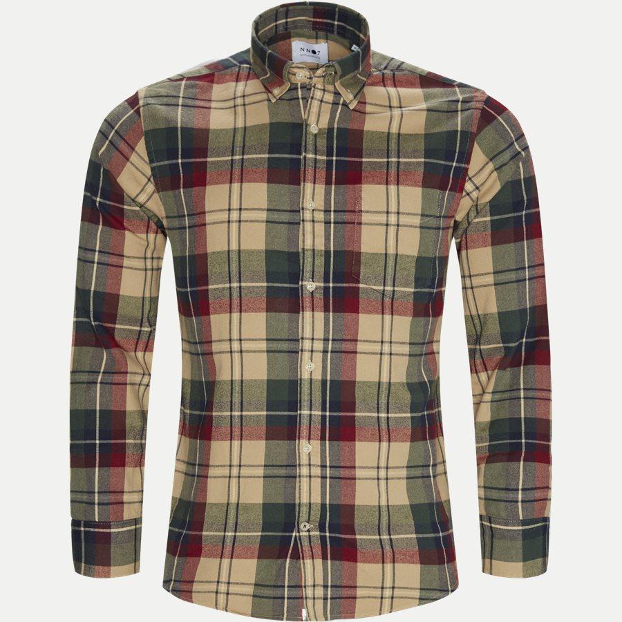5913 LEVON BD - Levon BD Shirt - Skjorter - Regular - SAND - 1