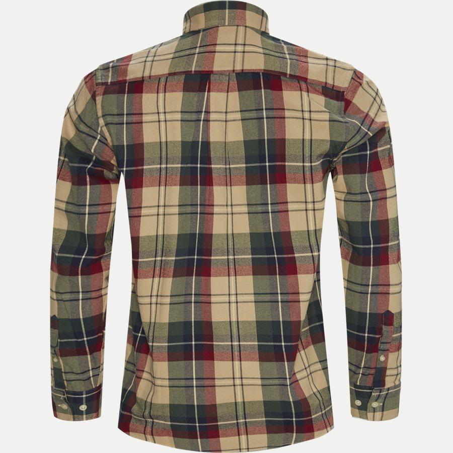 5913 LEVON BD - Levon BD Shirt - Skjorter - Regular - SAND - 2