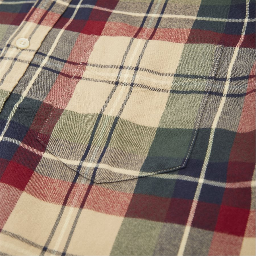 5913 LEVON BD - Levon BD Shirt - Skjorter - Regular - SAND - 3