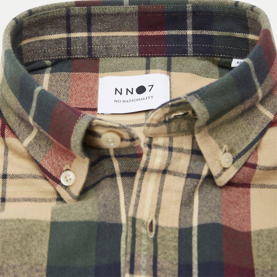 5913 LEVON BD - Levon BD Shirt - Skjorter - Regular - SAND - 5