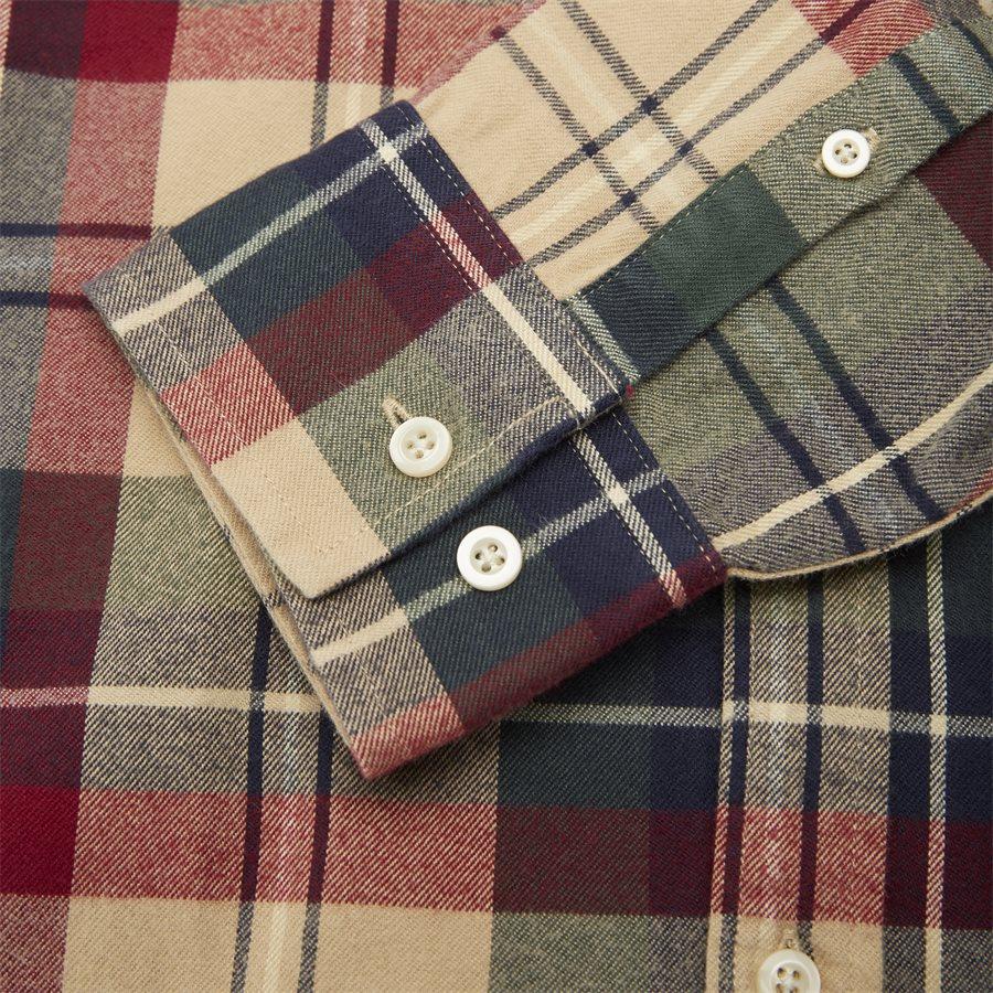 5913 LEVON BD - Levon BD Shirt - Skjorter - Regular - SAND - 6