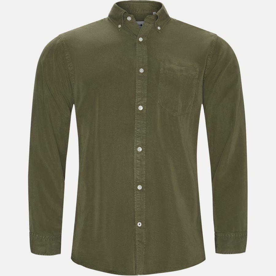 5969 LEVON BD - Skjorter - ARMY - 1