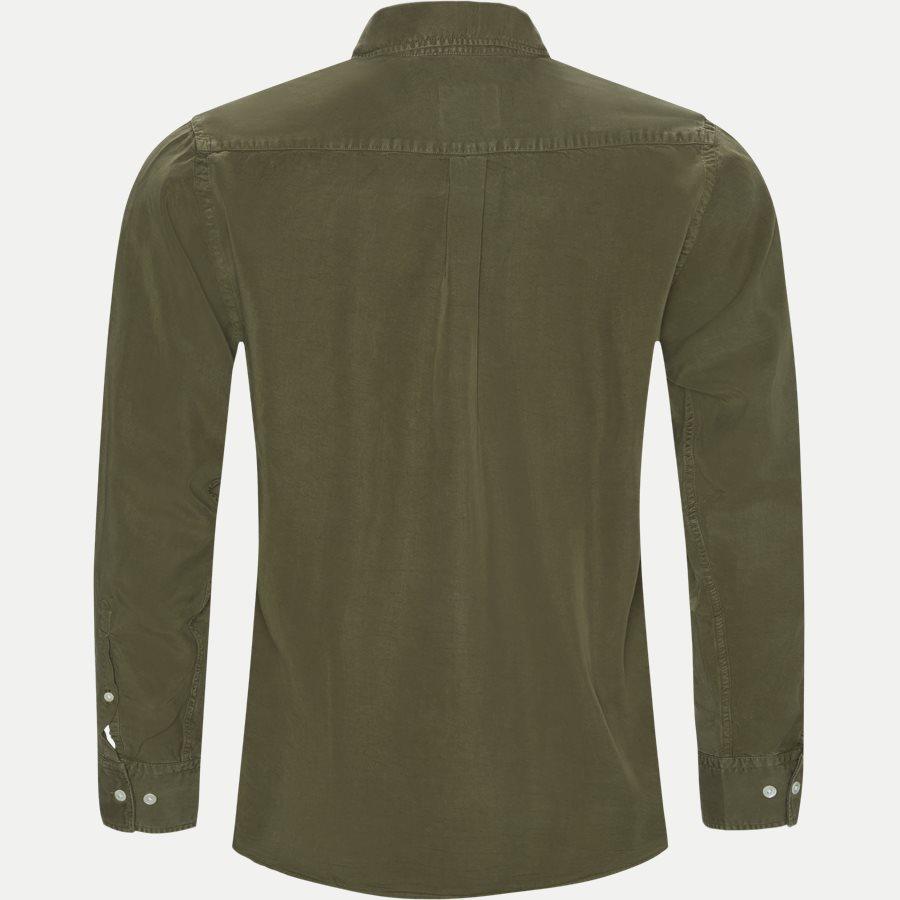 5969 LEVON BD - Skjorter - ARMY - 2