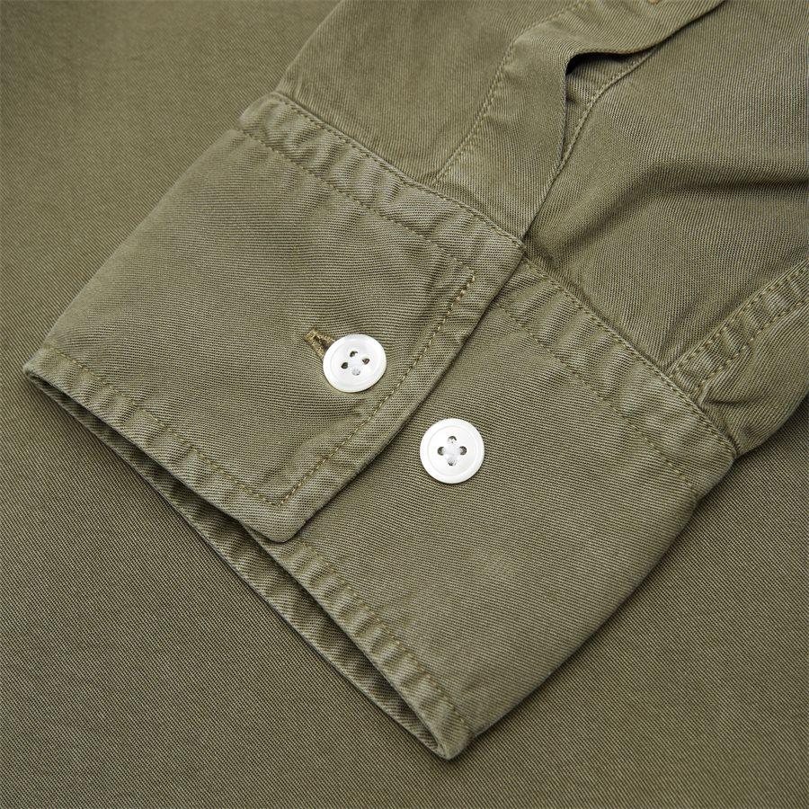 5969 LEVON BD - Skjorter - ARMY - 5