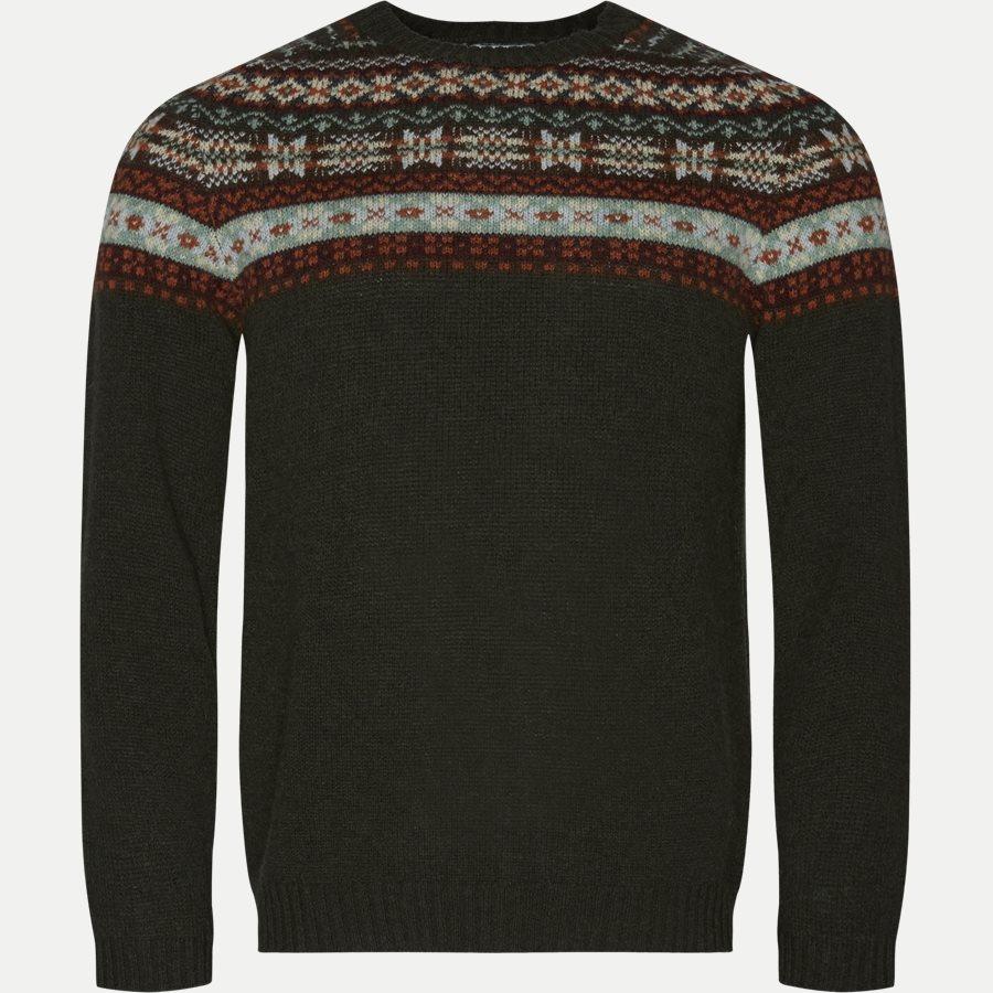Sells bedste sneakers speical tilbud Nathan Fair Isle Sweater