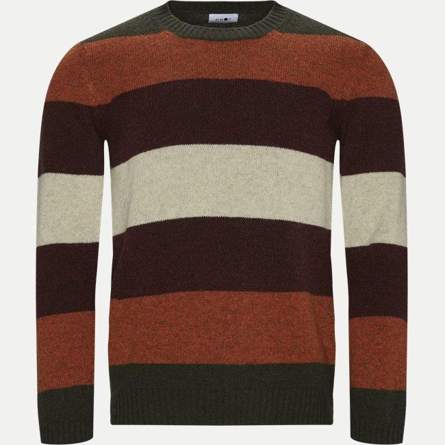 Nathan Stripe Sweater