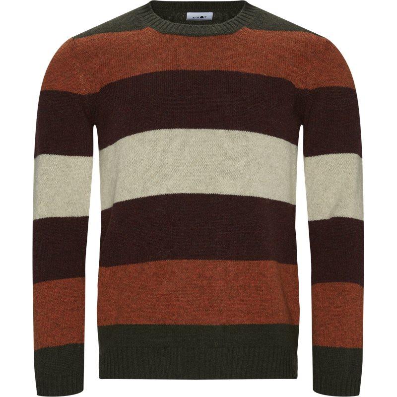 Image of   Nn07 - Nathan Stripe Sweater