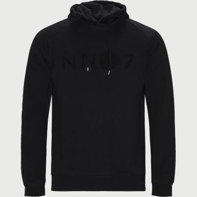 Regular | Sweatshirts | Schwarz