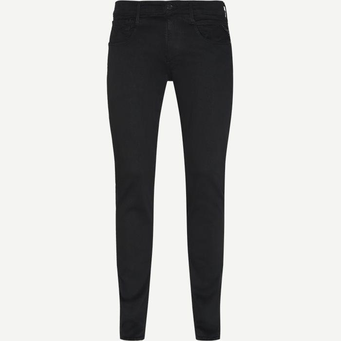 Jeans - Slim - Schwarz