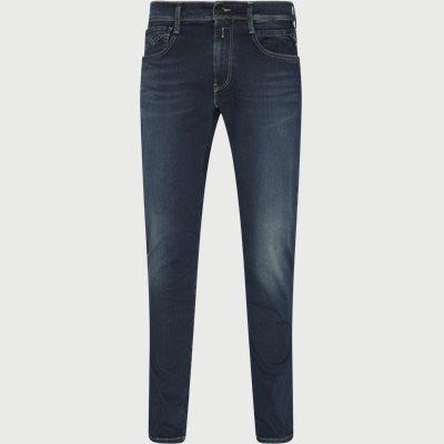 Slim | Jeans | Jeans-Blau