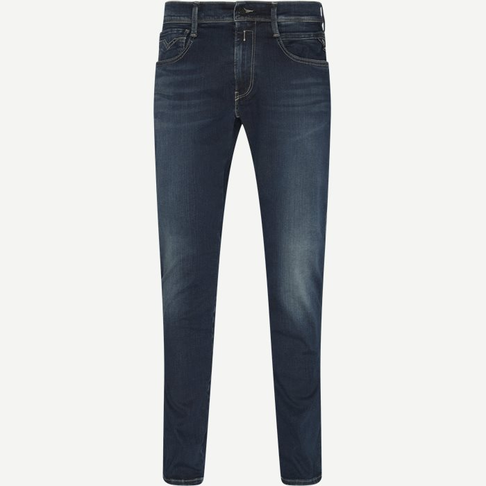 Jeans - Slim - Denim