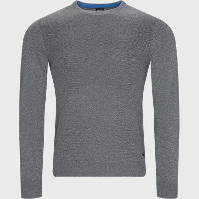 Albonoko Striktrøje Regular | Albonoko Striktrøje | Grå