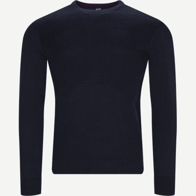 Albonoko Striktrøje Regular | Albonoko Striktrøje | Blå
