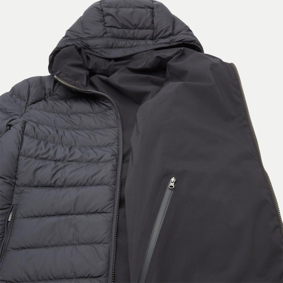 REVERSABLE SL08 - Reversible Jacket - Jakker - Regular - GRÅ - 11