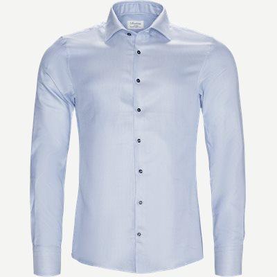 7853 Twofold Cotton Skjorte 7853 Twofold Cotton Skjorte | Blå