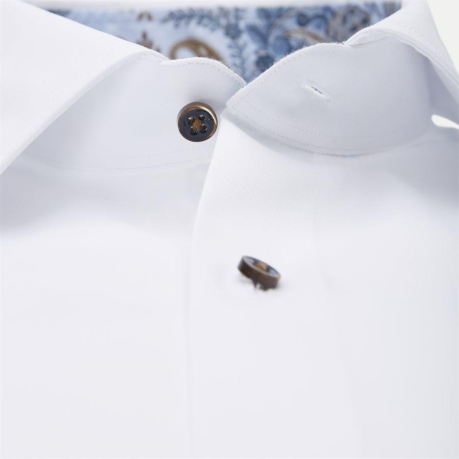 2255 784771/684771 - Twofold Super Cotton Skjorte - Skjorter - HVID - 3
