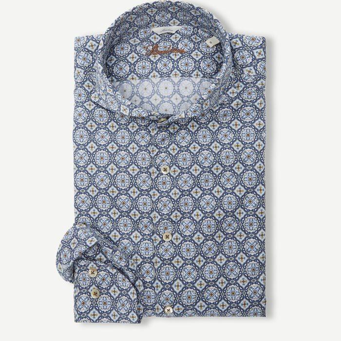 Twofold Skjorte - Skjorter - Blå