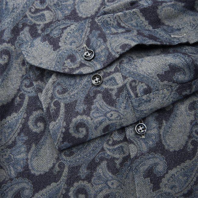 7820 Twofold Super Cotton Skjorte