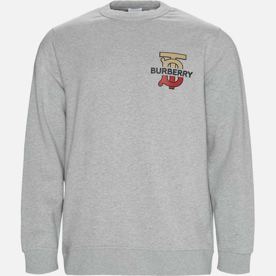 COLDWELL 8016676 - Coldwell Crewneck Sweatshirt - Sweatshirts - Regular - GRÅ - 1