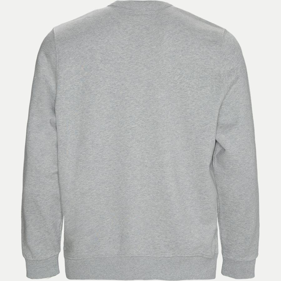 COLDWELL 8016676 - Coldwell Crewneck Sweatshirt - Sweatshirts - Regular - GRÅ - 2