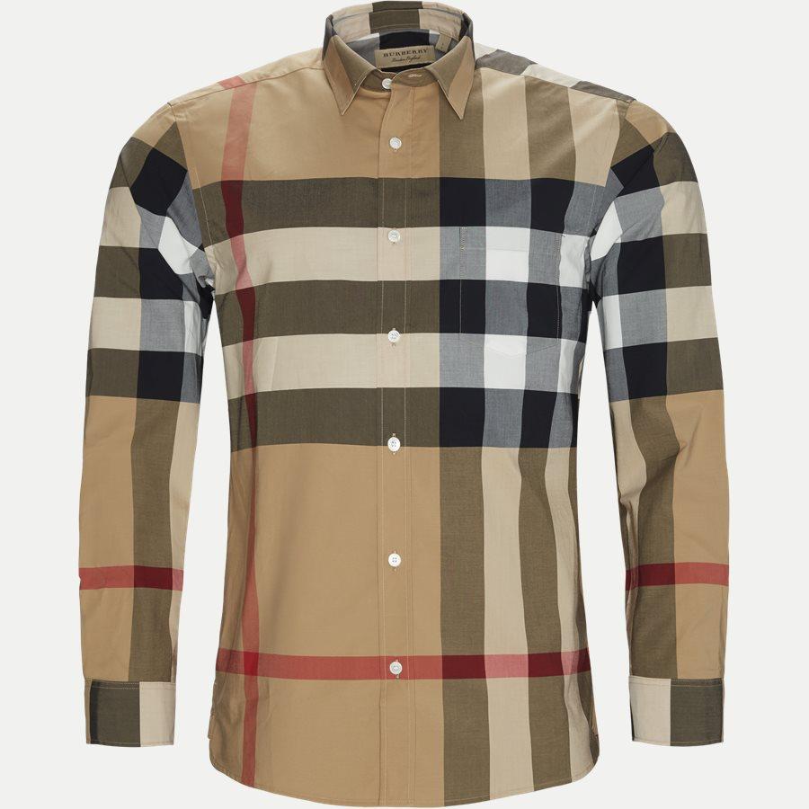WINDSOR 8004827 - Windsor Skjorte - Skjorter - Regular - SAND - 1