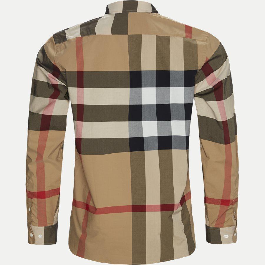 WINDSOR 8004827 - Windsor Skjorte - Skjorter - Regular - SAND - 2