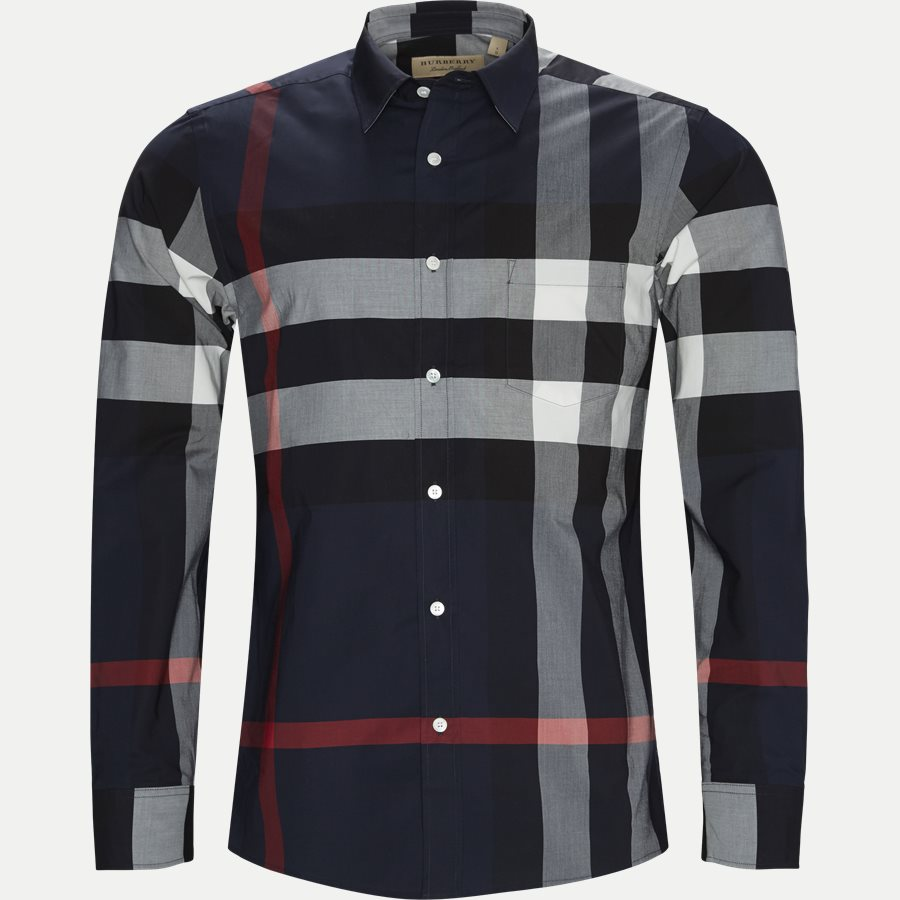 WINDSOR 8004829 - Windsor Skjorte - Skjorter - Regular - NAVY - 1