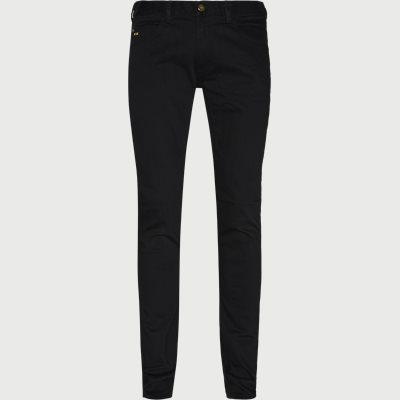 Ekstra slim fit | Jeans | Black