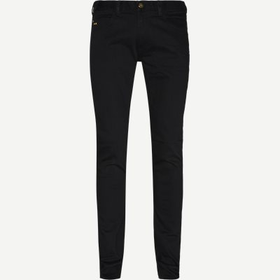 J10 Jeans Ekstra slim fit | J10 Jeans | Sort