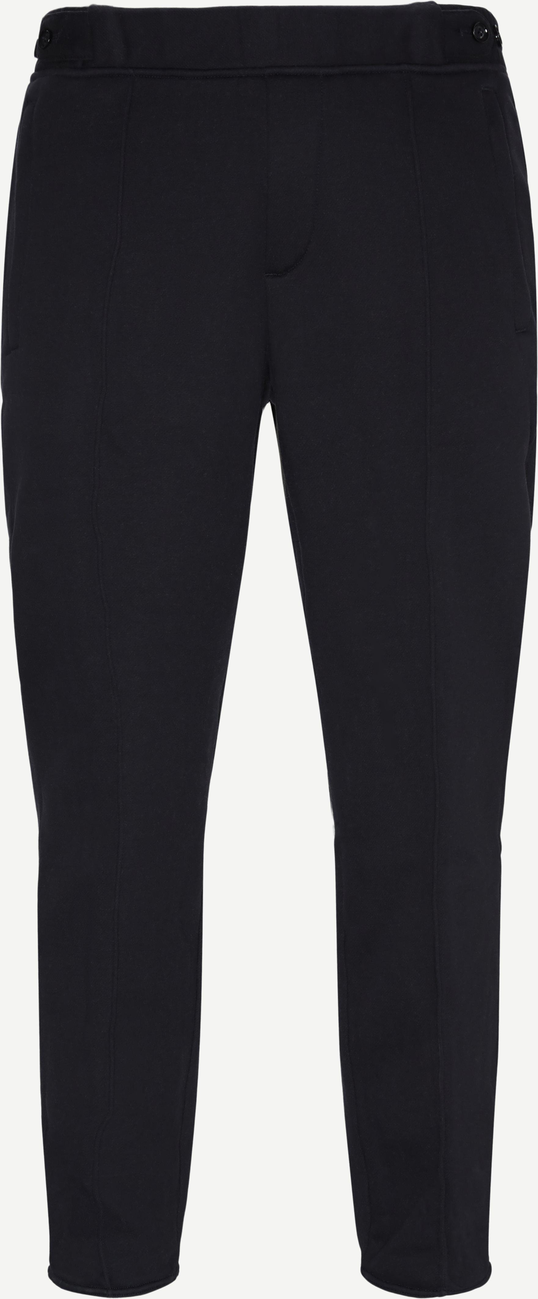 Trousers - Regular - Blue