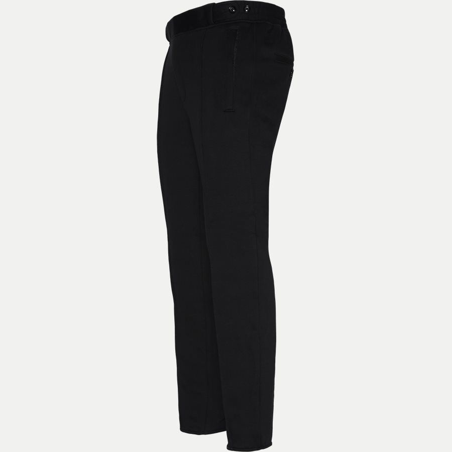 6G1 PM8 1JJUZ - Sweatpants - Bukser - Regular - SORT - 4