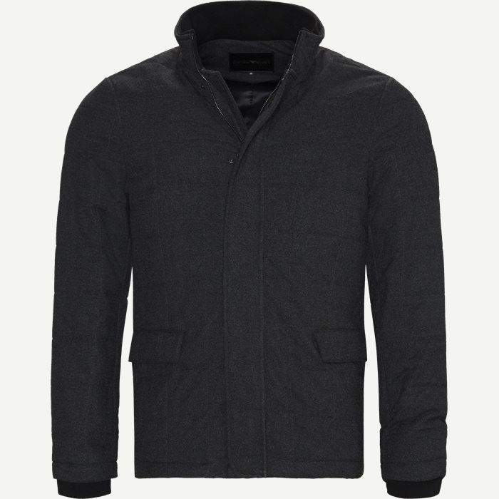 Jackets - Regular - Grey