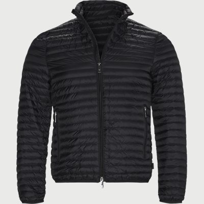 Down Jacket Slim | Down Jacket | Sort