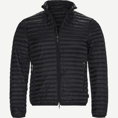 Down Jacket Slim | Down Jacket | Sort