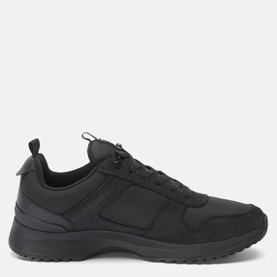 JOGGEUR 2,0 319 3 - Joggeur 2.0 Sneaker - Sko - SORT - 2