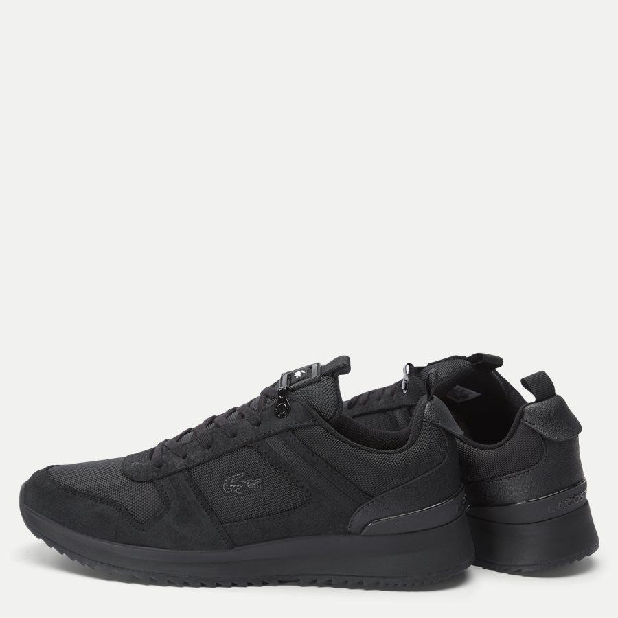 JOGGEUR 2,0 319 3 - Joggeur 2.0 Sneaker - Sko - SORT - 3