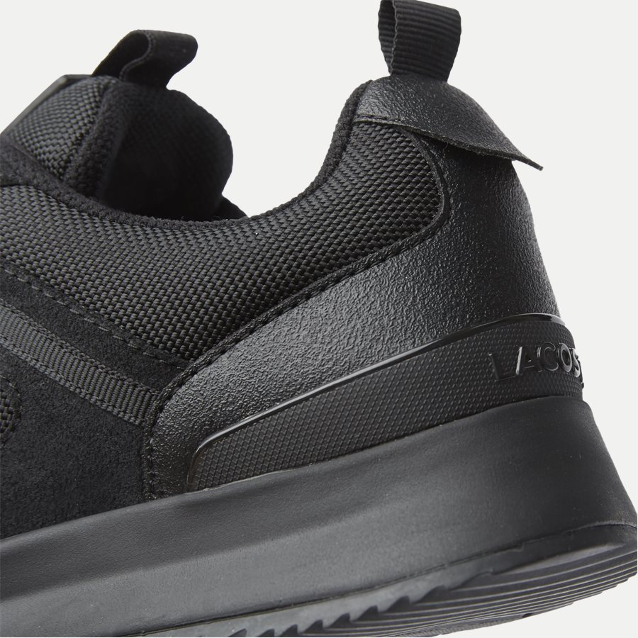 JOGGEUR 2,0 319 3 - Joggeur 2.0 Sneaker - Sko - SORT - 5