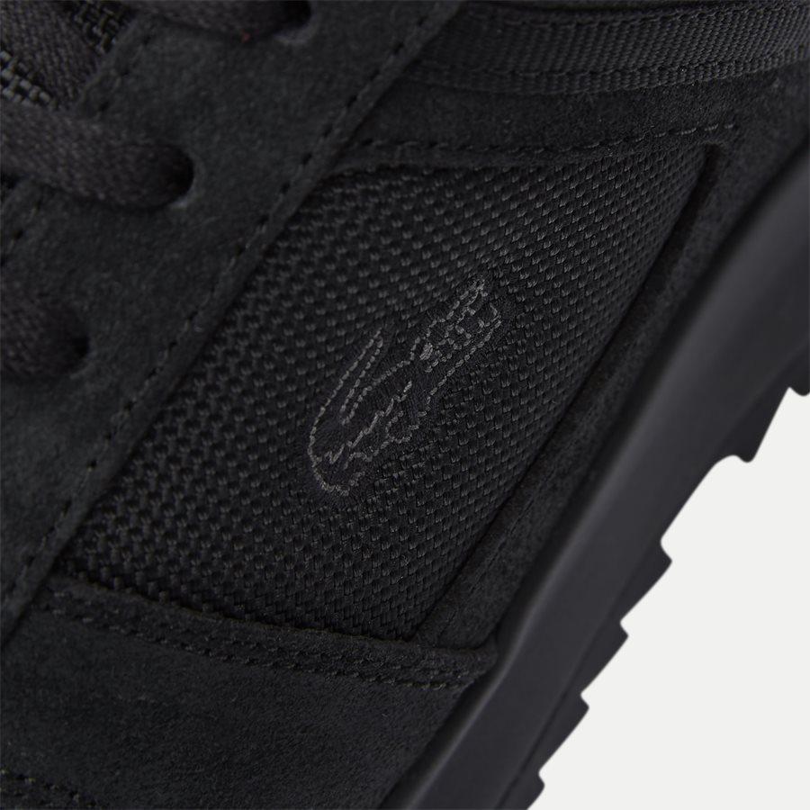 JOGGEUR 2,0 319 3 - Joggeur 2.0 Sneaker - Sko - SORT - 10