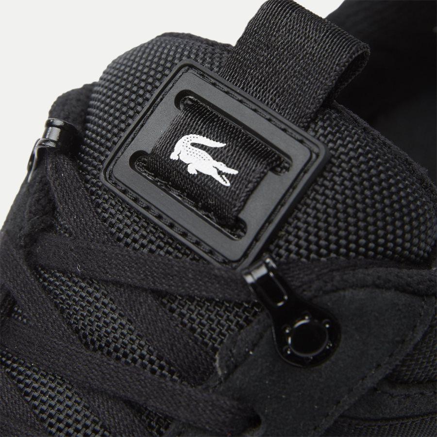JOGGEUR 2,0 319 3 - Joggeur 2.0 Sneaker - Sko - SORT - 11