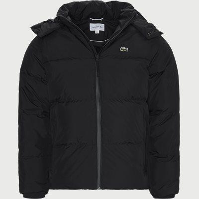 Detachable Hood Down Water-Resistant Taffeta Jacket Regular | Detachable Hood Down Water-Resistant Taffeta Jacket | Sort