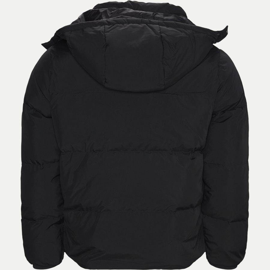 BH9358 - Detachable Hood Down Water-Resistant Taffeta Jacket - Jakker - Regular - SORT - 2