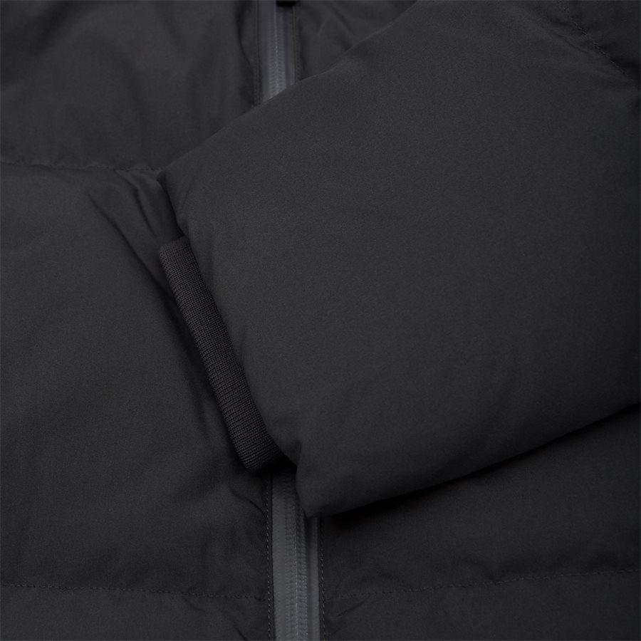 BH9358 - Detachable Hood Down Water-Resistant Taffeta Jacket - Jakker - Regular - SORT - 8