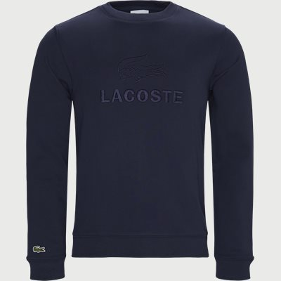 Regular   Sweatshirts   Blue