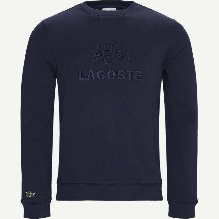 Sweatshirts - Regular - Blue