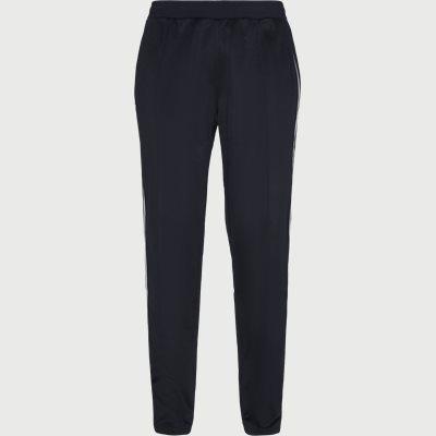 Live Vintage Sweatpants Regular | Live Vintage Sweatpants | Blå